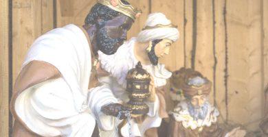 Adoración de los tres Reyes Magos