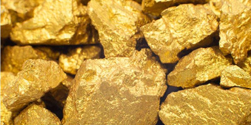 El oro era un ragalo para Reyes